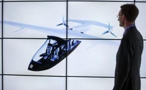 """Rolls-Royce dévoile son """"taxi volant"""" hybride à Farnborough"""