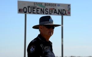 Dans un immense désert, le flic le plus seul d'Australie