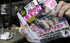 Photos de Kate Middleton seins nus: amendes maximales de 45.000 euros pour Closer confirmées