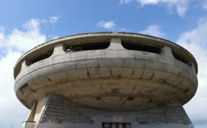 Bouzloudja, l'ovni architectural communiste qui fascine le 21e siècle
