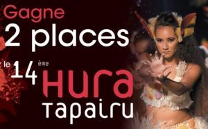 du 19 au 23 novembre 2018 : Hura Tapairu