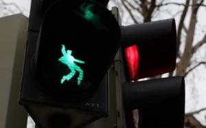 Des feux de signalisation à l'effigie d'Elvis Presley en Allemagne