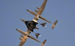 Tourisme spatial: Virgin Galactic atteint l'espace pour la première fois