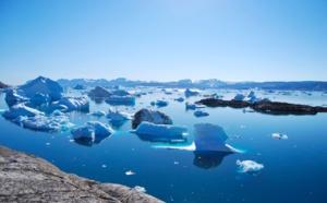 La fonte des glaces au Groenland multipliée par quatre en dix ans
