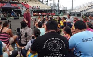 Te Noha no Rotui chante pour notre langue maternelle
