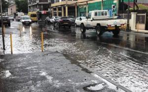 Appel à la vigilance pour les fortes pluies