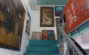Walk of Arts, le bazar des beaux-arts