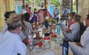 Les adventistes de Bora Bora remercient ceux qui luttent contre le Covid-19