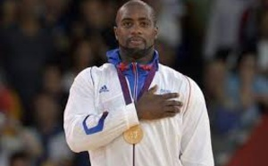 JO-2016: Le judoka Teddy Riner désigné porte-drapeau de la délégation française