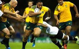"""Rugby Championship: l'Australie défendra son titre avec ses """"Français"""""""