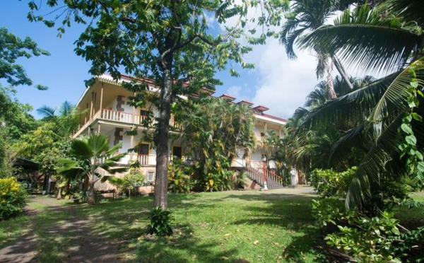 Les Jardins de l'évêché de Papeete