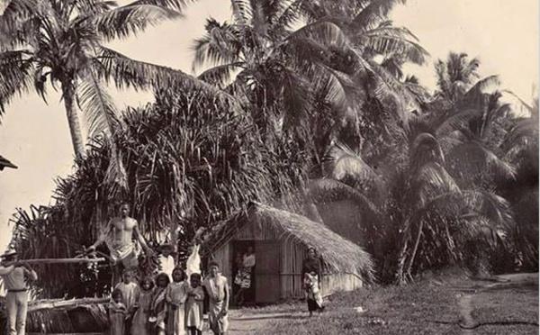 Tahiti d'antan : En route pour Tautira !