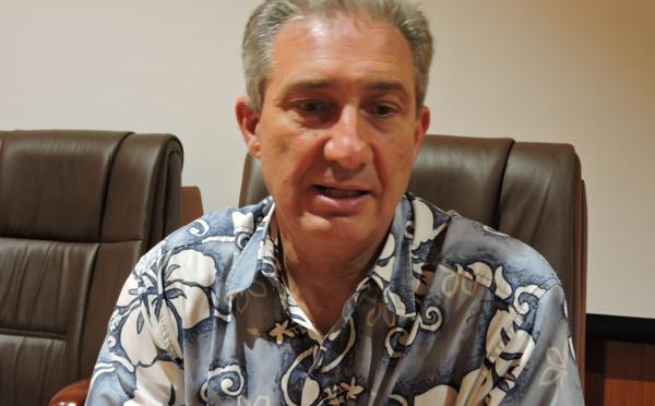 Christian Vernaudon préconise « une union sacrée »