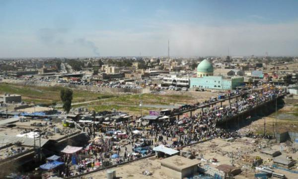 Irak: acculé à Mossoul, l'EI fait diversion en attaquant Kirkouk