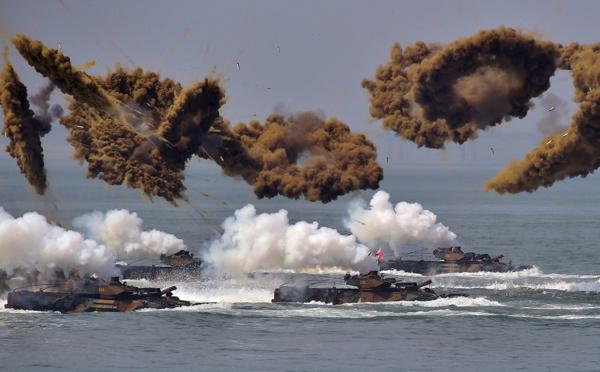 """Corée du Nord: Washington menace d'une """"riposte massive"""" en cas d'usage d'armes nucléaires"""
