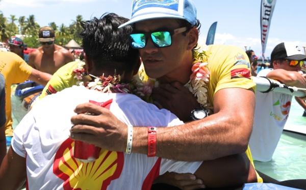 Hawaiki Nui 2016 – ITW Steeve Teihotaata « Merci à tous et vive le va'a »