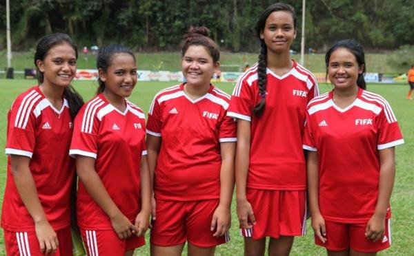 Football – Championnat Vahine : Le football féminin se développe à Tahiti