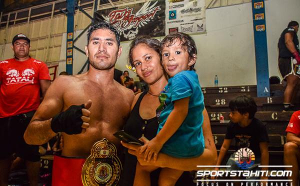 Boxe Thaï – Teva Paulet : Un gladiateur des temps modernes