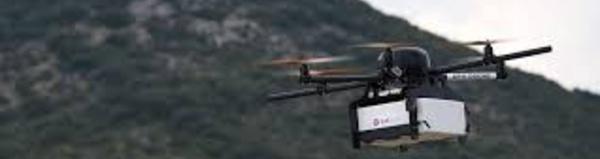La Poste lance une ligne régulière de livraison de colis par drone