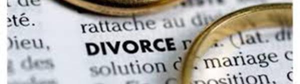 """Le divorce sans juge, une """"révolution"""" de la séparation"""