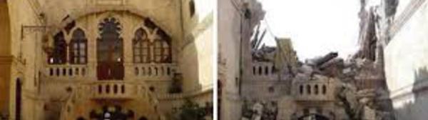 Syrie: trois deputés français retardés à l'aéroport d'Alep à cause d'obus
