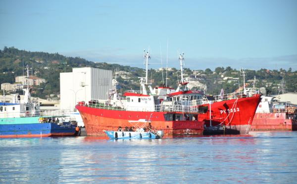 Evaluation de la pêcherie palangrière au thon en cours pour obtenir l'éco-certification MSC