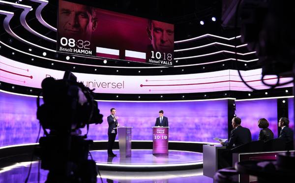 Primaire PS: Valls reste offensif, Hamon pense à l'après 2nd tour