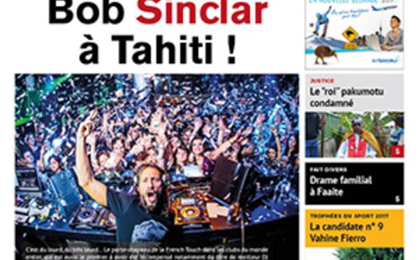 TAHITI INFOS N°842 du 2 février 2017
