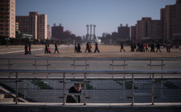 """Washington demande à Pékin d'aider à """"modérer"""" la Corée du Nord"""