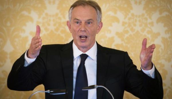 Tony Blair appelle les Britanniques anti-Brexit à la résistance