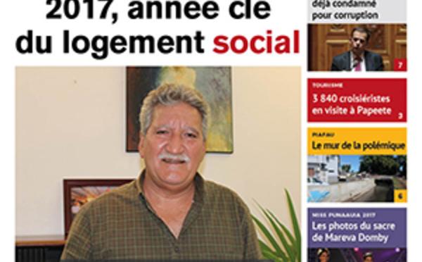 TAHITI INFOS N°859 du 27 février 2017