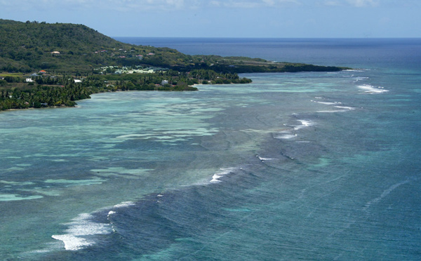 Guadeloupe: les corps des deux enfants emportés par la mer retrouvés