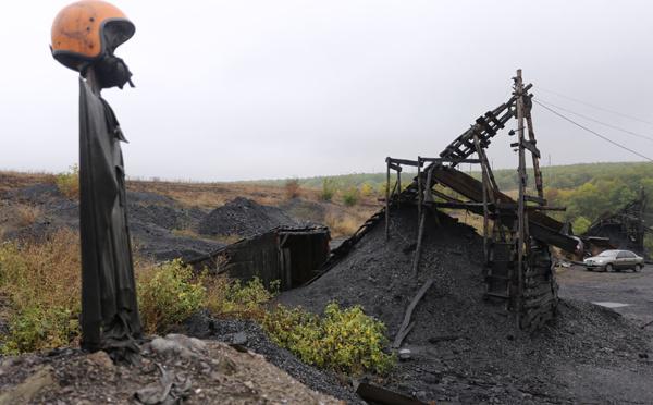 Ukraine: au moins 8 morts après un coup de grisou dans une mine