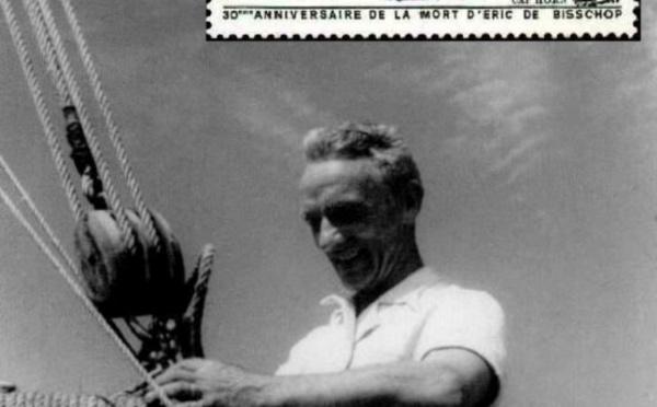 Carnet de voyage - Eric de Bisschop, marin passionné jusqu'à la mort
