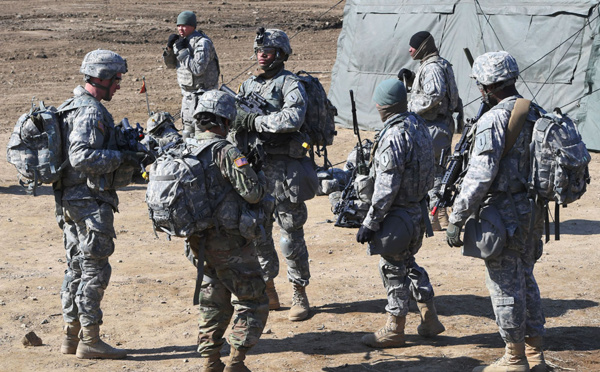 Washington déploie le bouclier antimissiles THAAD en Corée du Sud