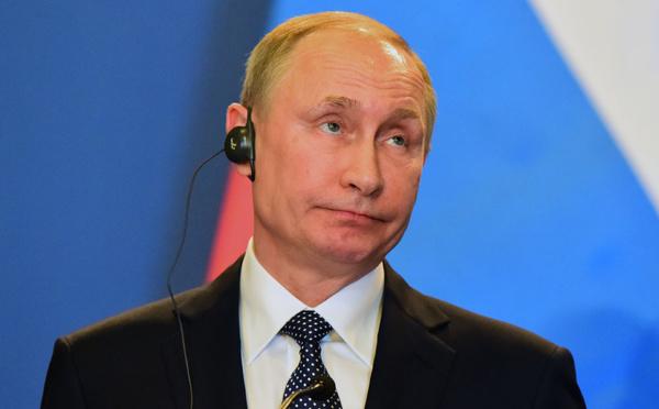 Marine Le Pen reçue au Kremlin, pas d'ingérence dans l'élection dit Poutine