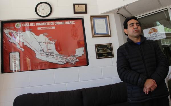 Sa femme a voté Trump, il se retrouve expulsé au Mexique