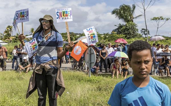 Vers la fin du conflit en Guyane