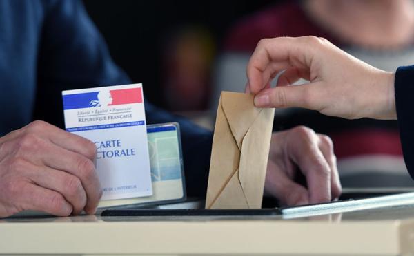 Présidentielle: abstention évaluée sur la journée entre 19% et 22%