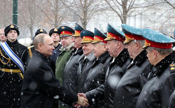 La Russie dépense pour s'armer, malgré la crise économique