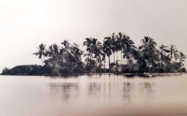 Motu Uta, l'île de la Reine