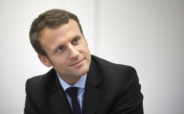 Emmanuel Macron aux Polynésiens : « Mon projet : un climat favorable aux entreprises ! »