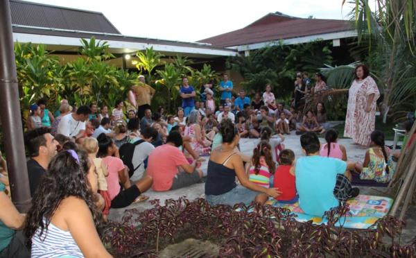 Record d'affluence pour la Nuit des Musées au musée de Tahiti et des îles