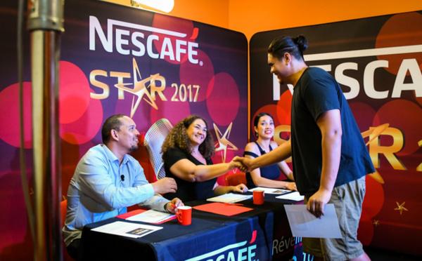 5e édition de Nescafé Star : Ultime audition au conservatoire de Papeete