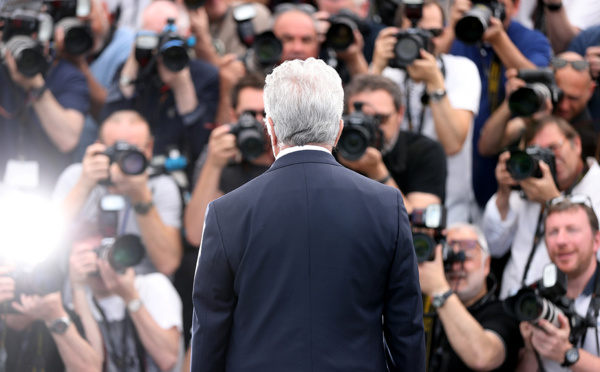 Une journée à Cannes: L'ombre de Godard, Jeanne d'Arc version hard rock