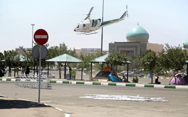 Douze morts dans les premiers attentats de l'EI à Téhéran