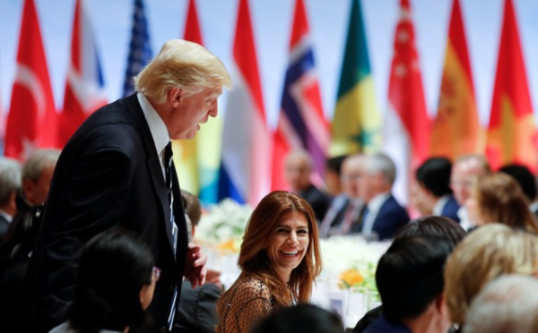 G20 : Trump obtient un geste sur le climat et le commerce