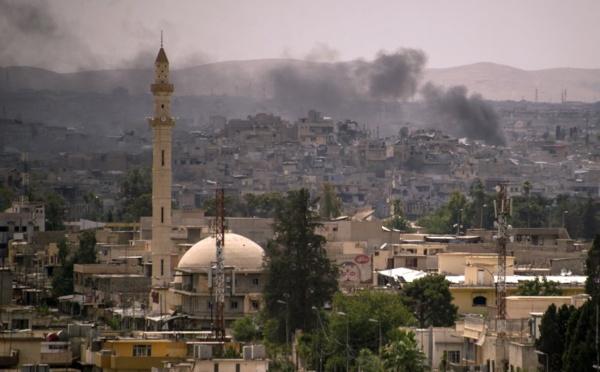 Des combattants de l'EI tués en tentant de fuir Mossoul (responsable militaire)