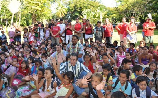 Opération cinéma-manège pour 400 enfants le 27 juillet