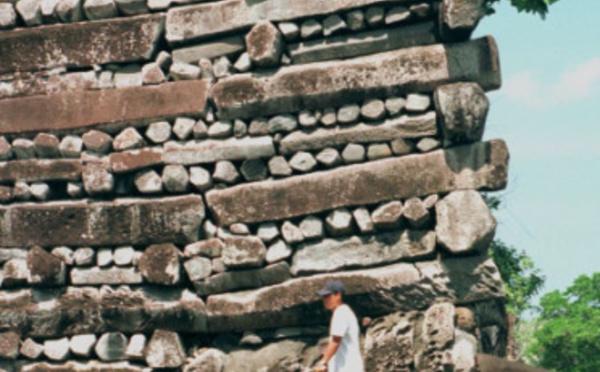 Carnet de voyage - James  F. O'Connell, découvreur de Nan Madol